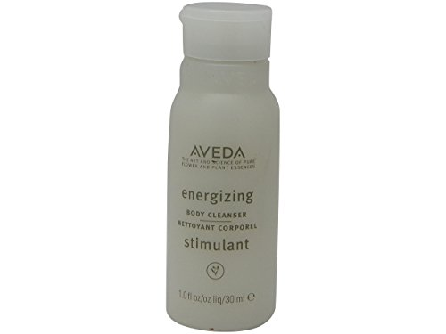 Aveda Energizing All Over Body Cleanser. Lot of 8 each 1oz Bottles. Total of 8oz