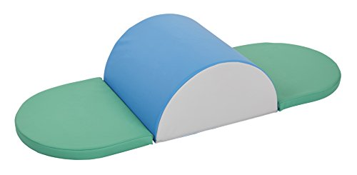 ECR4Kids Softzone Mini-Mound Play Climber, Contemporary