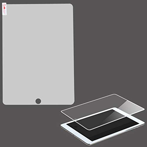 Insten Clear Tempered Glass LCD Screen Protector Shield Guard Film Compatible with Apple iPad 9.7