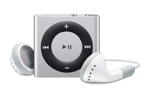 apple-ipod-shuffle-2-gb-silver-4th-generation-discontinued-by-manufacturer