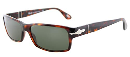 Persol PO2747S 24/31 Tortoise PO2747S Rectangle Sunglasses Lens Category 3 ()