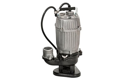 Yamaha SP20ET 2 Dewatering Electric Submersible Trash Pump