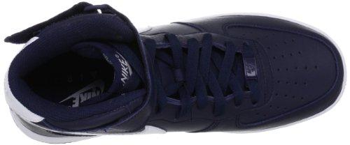 Nike 833656-400, Zapatillas de Deporte Unisex Niños Azul (Midnight Navy / Blue Tint-Hyper Violet)