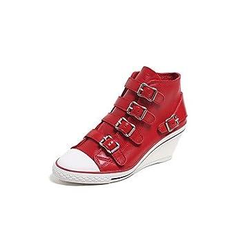 RTRY Zapatos De Mujer Cuero Auténtico Primavera Otoño Cowboy ...