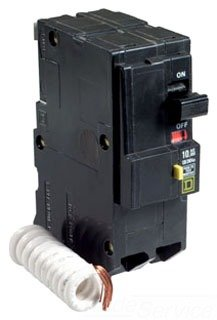 Square D Qo250Gfi 2P-120/240V-50A Cb by Square D/Telemecanique