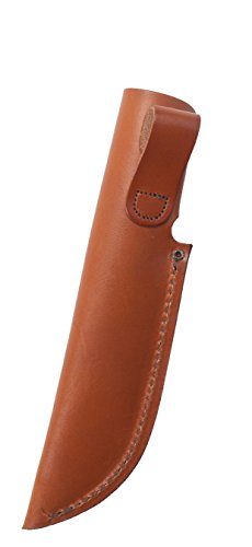 Case Small Leather Hunter Knife
