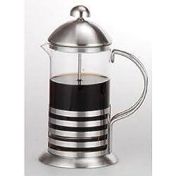 Dunk tea Thai Coffee, Espresso and Tea Maker 20 Oz Pot, Chrome, Includes 6 Filters