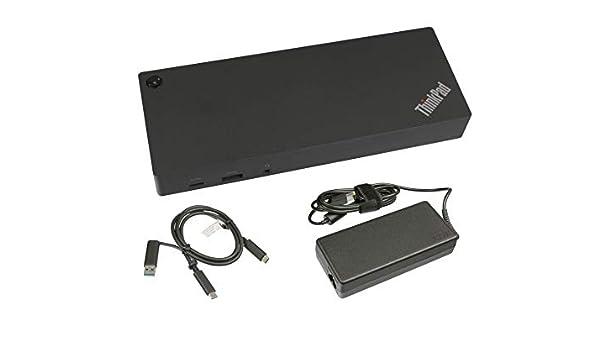 Lenovo USB-C/USB 3.0 Replicador de Puertos INKL. Cargador (135W ...