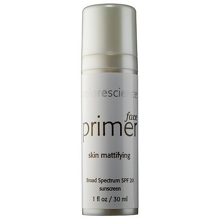 Skin Mattifying Face Primer Broad Spectrum SPF 20 1 oz