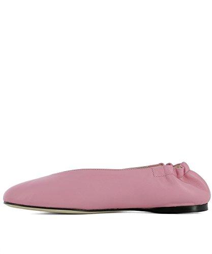 Pelle Rosa Acne 1EE176PINK Ballerine Donna Studios qPwxYvAzx