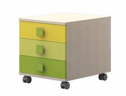 Comò Camera Da Letto Dimensioni : Camera da letto dei comodino matthias 08 colore: crema verde
