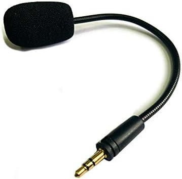 90fa758cead Amazon.com: XO Four Stealth,turtlebeach Recon Replacement 3.5mm Game Mic  Boom Turtle Beach Mic Ear Force XO 3 Four Stealth Microphone Boom Mic Recon  50X ...