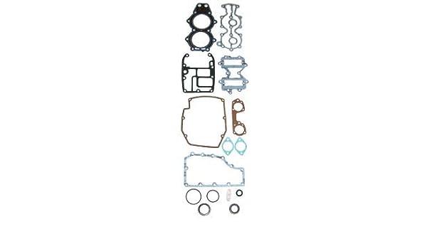 OMC 20 HP 25 HP 35 HP 1979 2 Cyl Complete Power Head Gasket Kit WSM 500-120 OEM# 433941