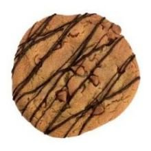 Prairie City Bakery Peanut Butter Down Home Cookies, 3 Ounce -- 72 per case. by Prairie City Bakery
