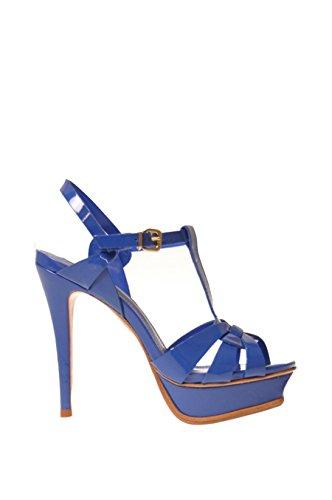 SCHUTZ 42041020 - Sandalias para mujer turquesa