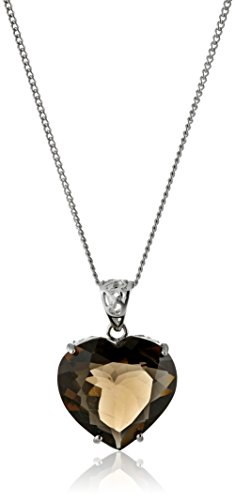 Smoky Quartz Pendant - 1