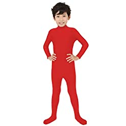IWEMEK Girls Boys Turtleneck Long Sleeve Unitards One Piece Lycra Spandex Full Body Dance Leotard Bodysuit Dress up…