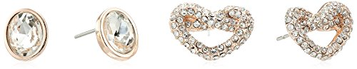 t-tahari-crystal-heart-and-pave-heart-rose-gold-stud-earrings