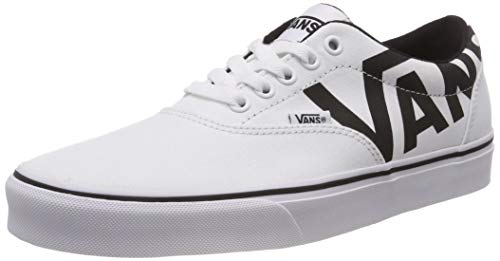 Bianco Logo Big Doheny big Scarpe Da Logo black Basse Ryk Vans White Uomo Ginnastica E18qFcqnw