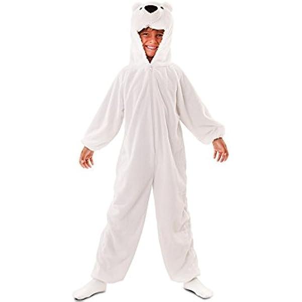 Disfraz de Oso Polar para niños y bebé: Amazon.es: Juguetes y juegos