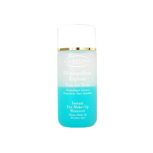 Clarins Instant Eye Make-up Remover (Heavy Make-up Sensitive Eyes) (Unboxed) 4.2oz./125ml ()