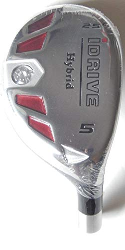 New Integra I-Drive Hybrid Golf Club 5-25 Right-Handed With Graphite Shaft, U Pick Flex