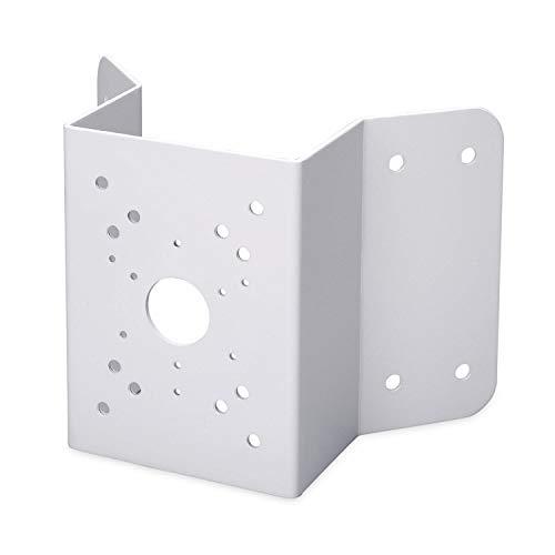 Amcrest AMCPFA151 Corner Mounting Bracket, Compatible w/ AMCPFA134, AMCPFA136, AMCPFA13A, AMCPFA120, IP2M-850E (Security Camera Corner Bracket)