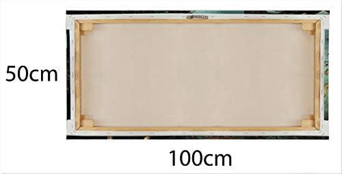 nr Antike griechische Mythologie Die Geburt der Venus Leinwand Gem/älde f/ür Room Office Home Decor Vintage-Druck auf Leinwand-50x75cm Rahmenlos
