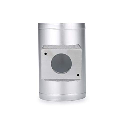 63mm MAF Mass Air Flow Sensor Adapter Connector Meter Base Replacement for Mitsubishi Car Accessories
