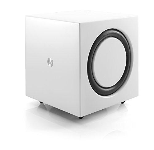 Audio Pro Addon C-SUB Actieve basreflex subwoofer (200 Watt, Multiroom, WLAN) wit