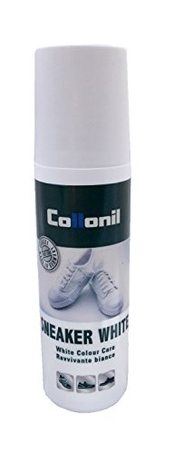 Collonil Sneaker White Whitens All Athletic & Tennis Shoes Made of Smooth Leather.