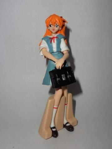 HGIF Evengelion File 04 Sadamoto Yoshiyuki Collection Mini Figure~ Asuka Langley Sohryu School Uniform
