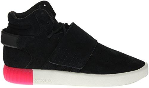Adidas Originals Delle Donne Cinghia Invasore Tubolare W Moda Sneaker Nero / Nero-rosa