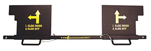 Barricade System - Intruder Defense System, Inward Swinging Commercial Doors, DSI-1