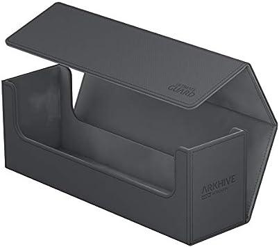 Ultimate Guard Caja para almacenar Cartas Arkhive 400 +. Tamaño estándar XenoSkin, Color ámbar: Amazon.es: Juguetes y juegos