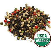 Organic Rainbow Peppercorn Blend - 4 oz