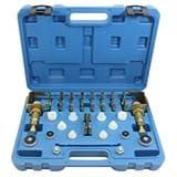 MASTERCOOL 69925 Multiple Leak Test Adapter Kit for Flush Machine