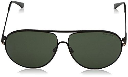 Tom Ford Sonnenbrille Cliff (FT0450) Black
