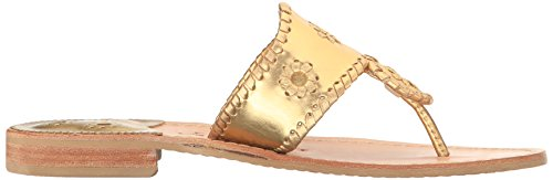 Women's Rogers Sandals Jack Hamptons Gold dEqntBU4