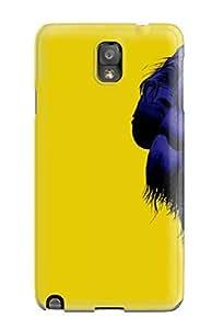 Galaxy Note 3 Beast X Men Print High Quality Tpu Gel Frame Case Cover
