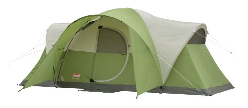 Coleman Montana 8 Tent, Outdoor Stuffs
