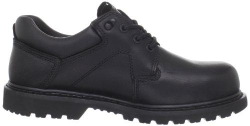 Black Men's Ridgemont Steel Caterpillar Shoe Work Toe qY0SSaxf