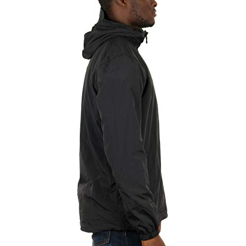 Lyle Jacket Microfleece Homme Lined amp; Blouson Zip Through Noir Scott rf14rwqa