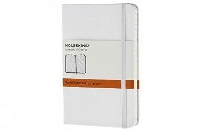 Moleskine Classic Notebooks, Pocket (3.5 x 5.5), Hard Cover