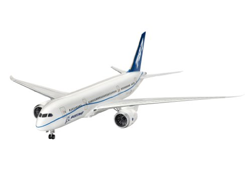 Revell of Germany 1/144 Boeing 787 Dreamliner (787 Airplane Models)