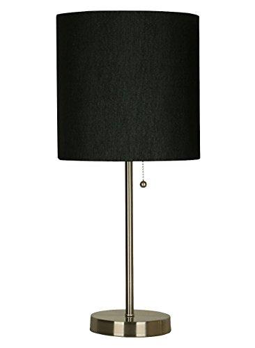 Room Essentials Stick Lamp Black product image