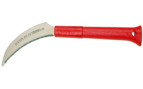 Barnel BLK725P 9.5'' Landscape, Sod and Harvest Knife/Sickle by Barnel