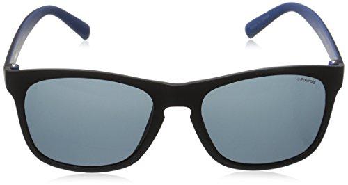 S PLD Grey Blueette Black Sonnenbrille Polaroid Pz Negro 3009 tgU5Pq