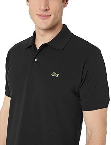 Lacoste Men's Short Sleeve L.12.12 Pique Polo Shirt 3