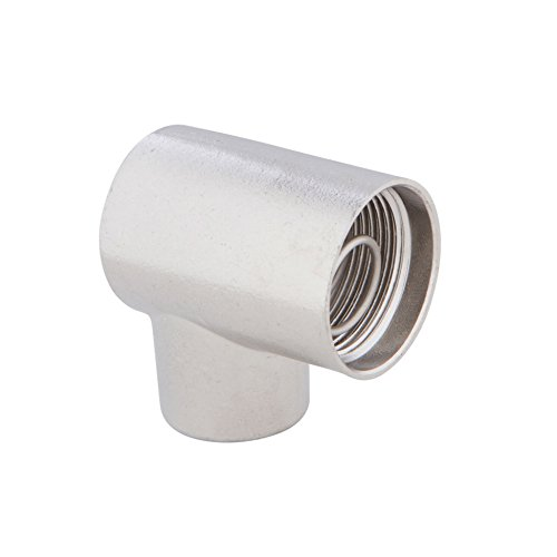 (Stainless Steel 90° Elbow Inlet For Aquor Hydrants - 1/2
